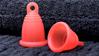 کاپ قاعدگی کلاسیک حلقه ای قرمز