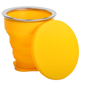 لیوان سیلیکونی ضد عفونی کاپ قاعدگی